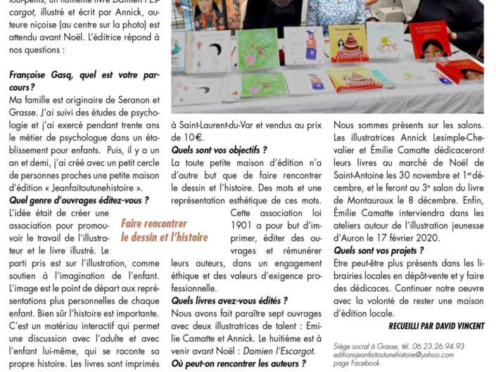 Article de Vie Villages