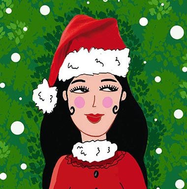 JFTH aux Festivités de Noël à Mouans-Sartoux  Dimanche 13 décembre 2020